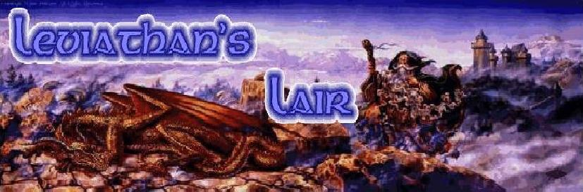 Leviathan's Lair Banner 02