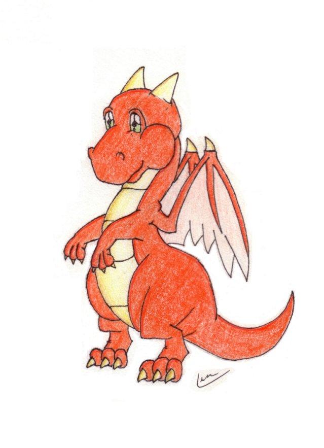 Dragon Art 02 by Leviathan